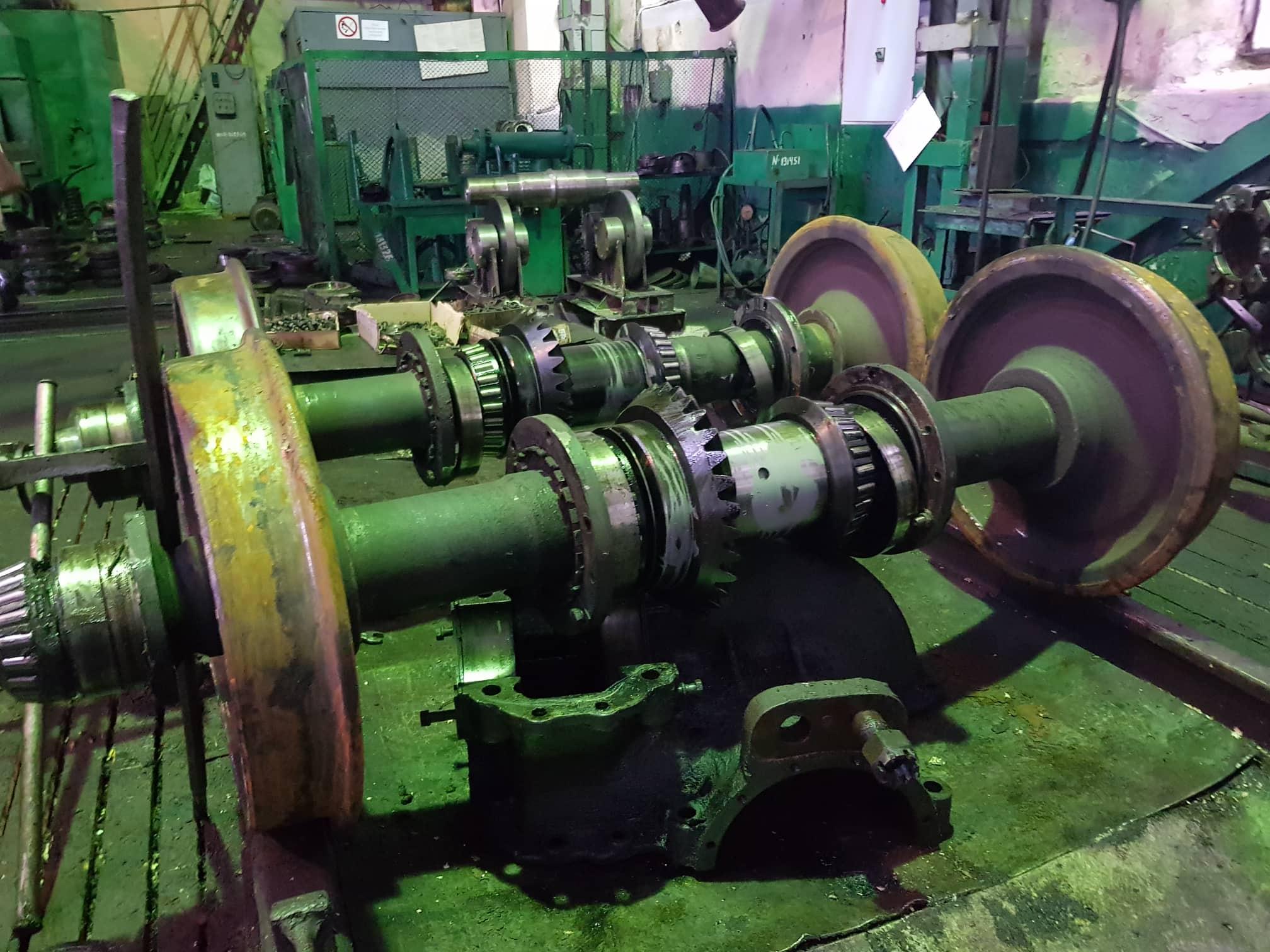 Локомотиворемонтний завод