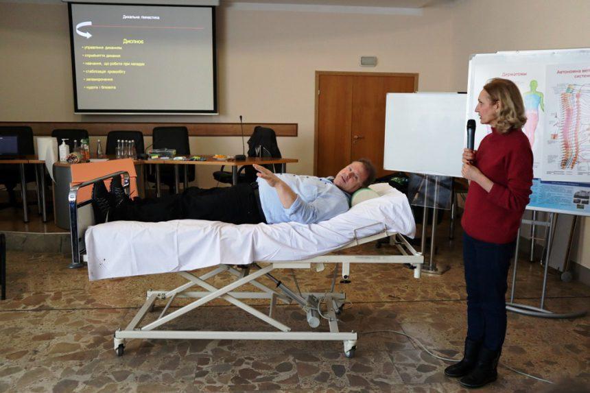 франківських лікарів навчали поважати пацієнтів