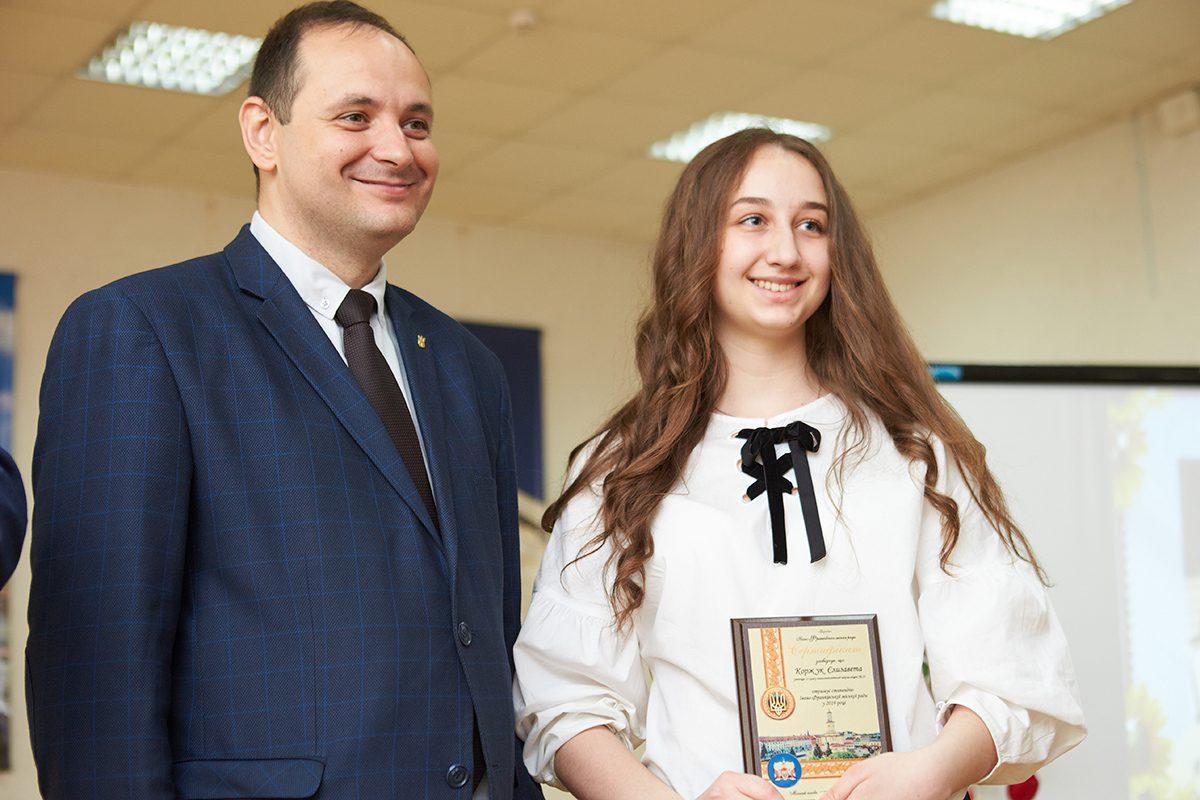 В Івано-Франківську 40 обдарованих учнів отримуватимуть стипендії від міськради